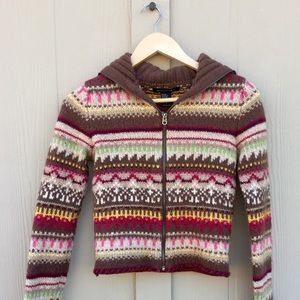 Abercrombie & Fitch Wool Blend Sweater